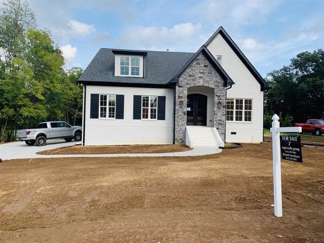 106 Hunter Dr, Mount Juliet, TN 37122 (MLS #RTC2076951) :: RE/MAX Homes And Estates