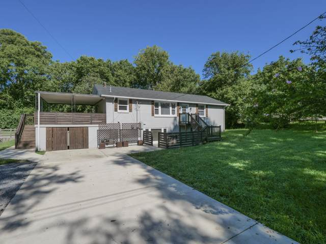799 Matthews Ave, Nashville, TN 37216 (MLS #RTC2076952) :: Maples Realty and Auction Co.