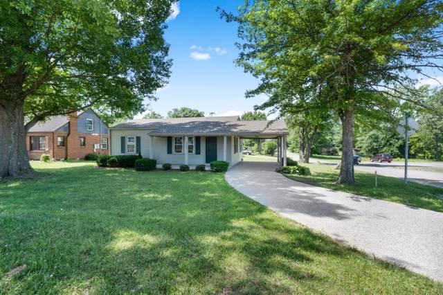 2301 Memorial Blvd, Springfield, TN 37172 (MLS #RTC2077015) :: Fridrich & Clark Realty, LLC
