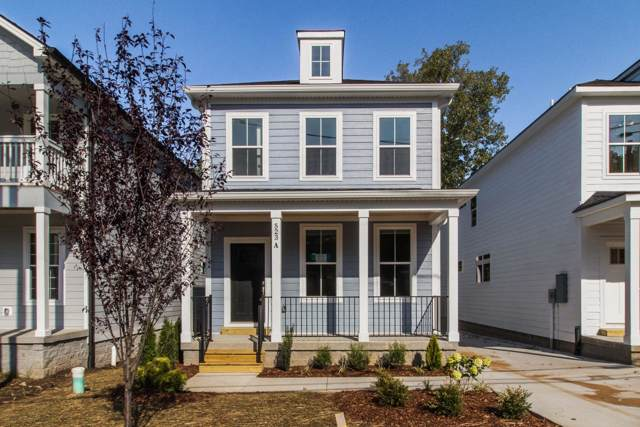 523A Basswood Ave, Nashville, TN 37209 (MLS #RTC2077160) :: Ashley Claire Real Estate - Benchmark Realty
