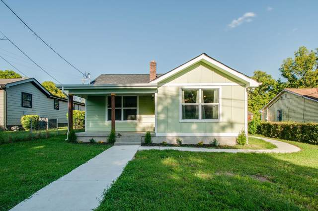 1528 22nd Ave North, Nashville, TN 37208 (MLS #RTC2077250) :: Black Lion Realty