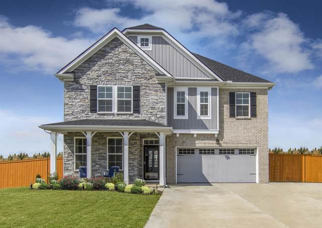 105 Durham Lane (Lot 3), Mount Juliet, TN 37122 (MLS #RTC2077323) :: HALO Realty
