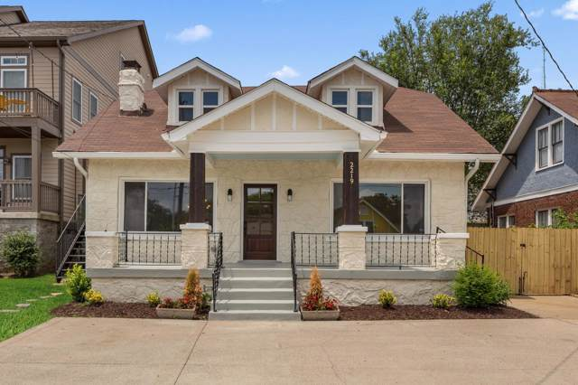 2219 10Th Ave S S, Nashville, TN 37204 (MLS #RTC2077330) :: Berkshire Hathaway HomeServices Woodmont Realty