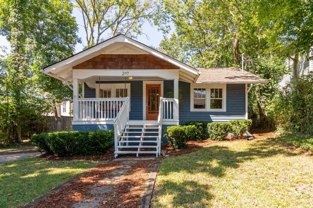 207 36th Ave North, Nashville, TN 37209 (MLS #RTC2077338) :: RE/MAX Homes And Estates