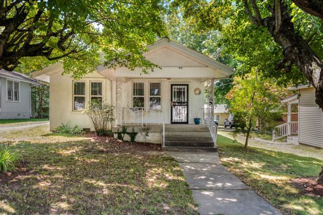 416 E Rickert Ave, Dickson, TN 37055 (MLS #RTC2077387) :: Village Real Estate