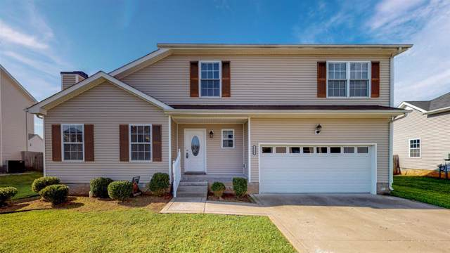 1335 Loren Cir, Clarksville, TN 37042 (MLS #RTC2077524) :: Village Real Estate