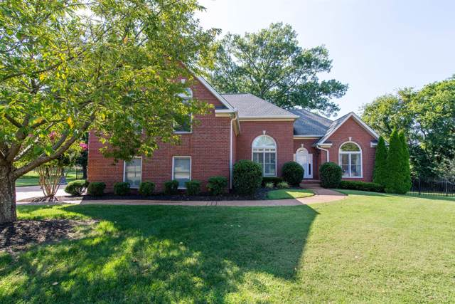 1837 Kaylee Meadow Ln, Hermitage, TN 37076 (MLS #RTC2077579) :: Village Real Estate