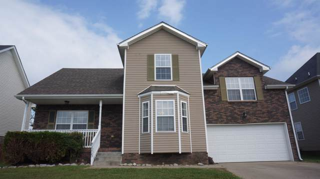 3505 Southwood Dr, Clarksville, TN 37042 (MLS #RTC2077662) :: RE/MAX Homes And Estates