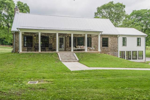 808 Hill Road, Brentwood, TN 37027 (MLS #RTC2077683) :: RE/MAX Homes And Estates