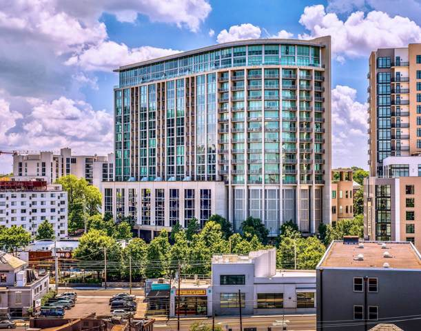 900 20th Ave S., Apt 1001 #1001, Nashville, TN 37212 (MLS #RTC2077693) :: Ashley Claire Real Estate - Benchmark Realty