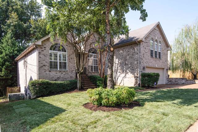 665 Sugar Mill Dr, Nashville, TN 37211 (MLS #RTC2077768) :: Ashley Claire Real Estate - Benchmark Realty