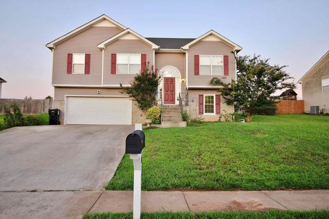 1440 Mutual Dr, Clarksville, TN 37042 (MLS #RTC2077772) :: Village Real Estate