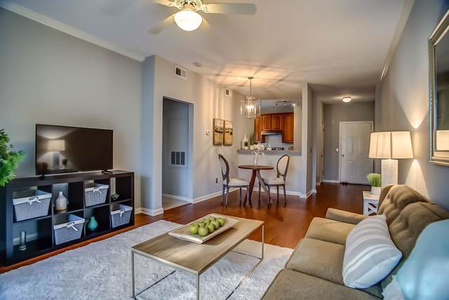 2025 Woodmont Blvd Apt 226 #226, Nashville, TN 37215 (MLS #RTC2077815) :: The Milam Group at Fridrich & Clark Realty