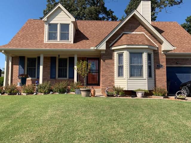 350 Northridge Dr, Clarksville, TN 37042 (MLS #RTC2077850) :: HALO Realty