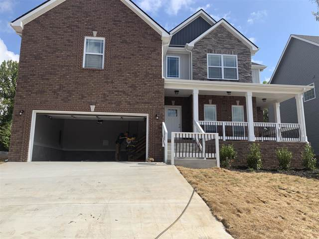 106 Locust Run, Clarksville, TN 37043 (MLS #RTC2077935) :: Team Wilson Real Estate Partners