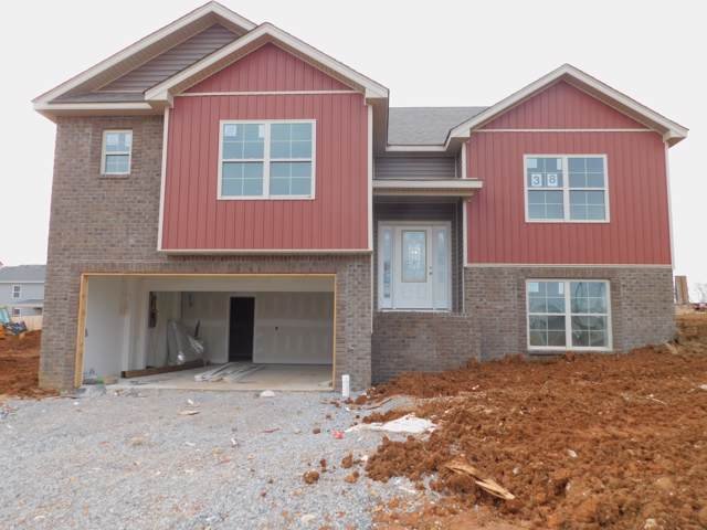 1196 Elizabeth Lane, Clarksville, TN 37042 (MLS #RTC2077979) :: Village Real Estate