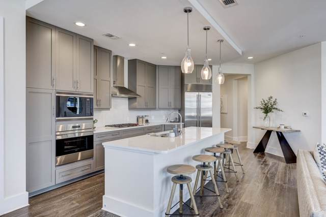 20 Rutledge St #108, Nashville, TN 37210 (MLS #RTC2077991) :: The Milam Group at Fridrich & Clark Realty