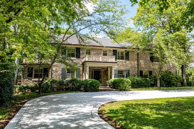 507 Park Hill Dr, Nashville, TN 37205 (MLS #RTC2078019) :: Berkshire Hathaway HomeServices Woodmont Realty