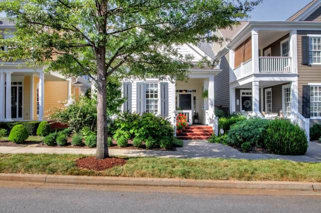 122 Jasper Ave, Franklin, TN 37064 (MLS #RTC2078063) :: The Group Campbell powered by Five Doors Network