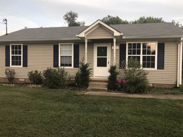 805 Washington Ave, Oak Grove, KY 42262 (MLS #RTC2078073) :: Village Real Estate