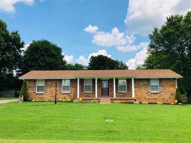 2710 Arbor St, Clarksville, TN 37042 (MLS #RTC2078110) :: Village Real Estate
