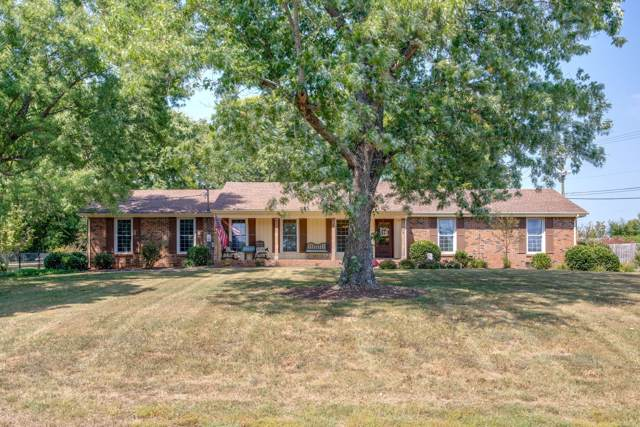 100 Poplar St, Franklin, TN 37064 (MLS #RTC2078161) :: Village Real Estate