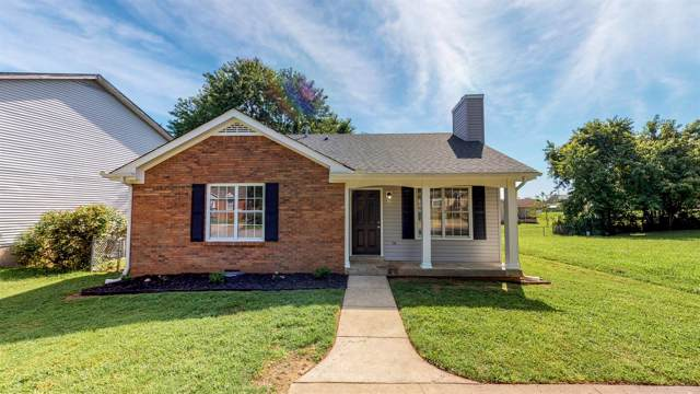 70 Grassmire Dr, Clarksville, TN 37042 (MLS #RTC2078179) :: CityLiving Group