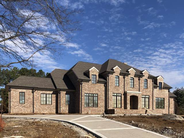 8906 Palmer Way, Brentwood, TN 37027 (MLS #RTC2078352) :: Benchmark Realty