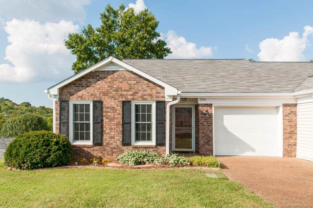 206 Miles Ct, Nashville, TN 37205 (MLS #RTC2078361) :: REMAX Elite