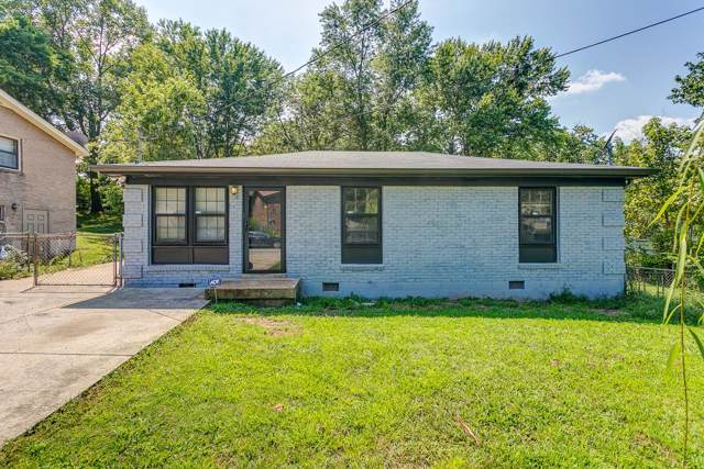 301 Tampa Drive, Nashville, TN 37211 (MLS #RTC2078422) :: Nashville on the Move