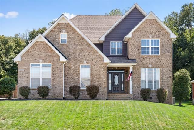 907 Terraceside Circle, Clarksville, TN 37040 (MLS #RTC2078470) :: REMAX Elite