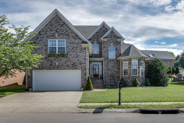1014 Red Pepper Rdg, Spring Hill, TN 37174 (MLS #RTC2078557) :: Exit Realty Music City