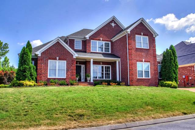 606 Elk Springs Ct, Franklin, TN 37069 (MLS #RTC2078573) :: Berkshire Hathaway HomeServices Woodmont Realty