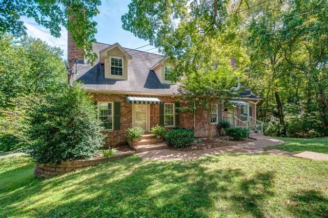 5528 Thalman Dr, Brentwood, TN 37027 (MLS #RTC2078599) :: Village Real Estate