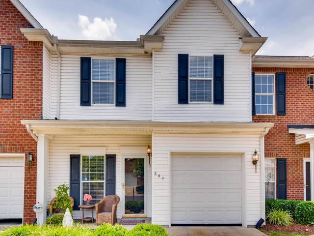 207 Northcrest Commons Cir, Nashville, TN 37211 (MLS #RTC2078666) :: REMAX Elite