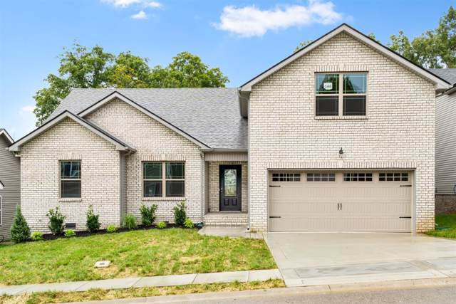 144 Camelot Hills Lot # 144, Clarksville, TN 37040 (MLS #RTC2078687) :: Village Real Estate