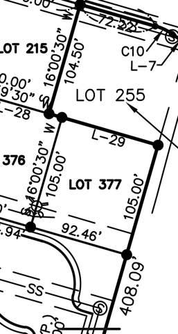 0 Windjammer Ct, Winchester, TN 37398 (MLS #RTC2078887) :: DeSelms Real Estate