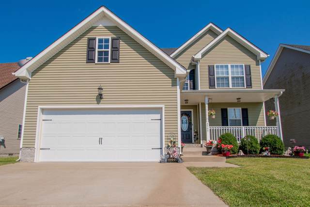 3745 Fox Hole Dr, Clarksville, TN 37040 (MLS #RTC2079106) :: RE/MAX Homes And Estates