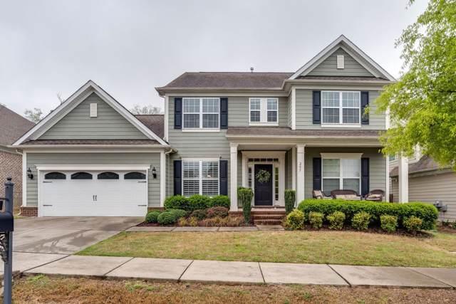 205 Creekstone Blvd, Franklin, TN 37064 (MLS #RTC2079110) :: Village Real Estate