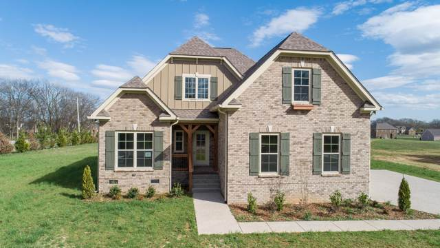 2017 Lequire Ln Lot 215, Spring Hill, TN 37174 (MLS #RTC2079148) :: Exit Realty Music City
