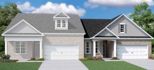 6036 Blackberry Ridge Ln (1152), Hermitage, TN 37076 (MLS #RTC2079249) :: Katie Morrell / VILLAGE