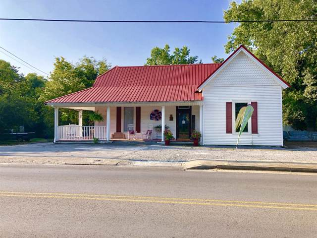 306 E Lane St, Shelbyville, TN 37160 (MLS #RTC2079410) :: The Milam Group at Fridrich & Clark Realty