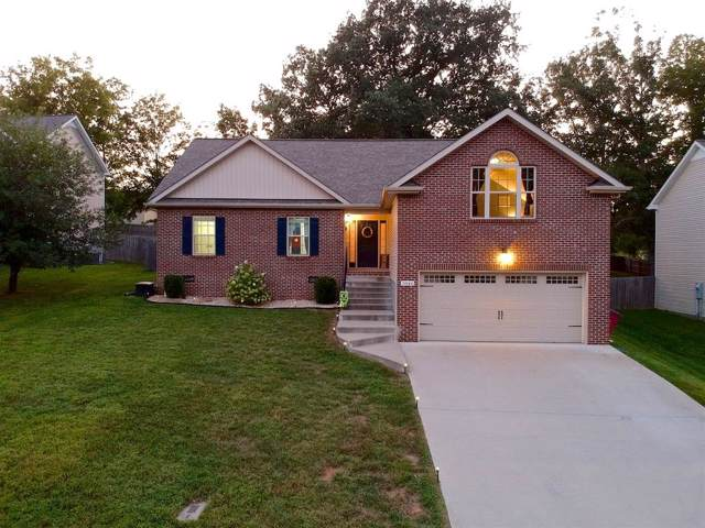 1846 Deerstand Dr, Clarksville, TN 37042 (MLS #RTC2079428) :: Cory Real Estate Services