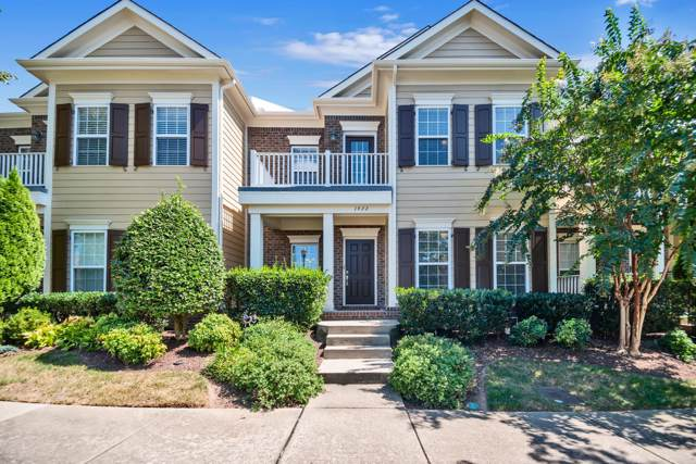 1422 Burnside Drive, Franklin, TN 37067 (MLS #RTC2079560) :: Village Real Estate