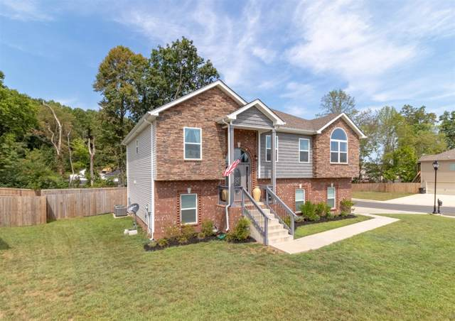 1227 Brigade Dr., Clarksville, TN 37043 (MLS #RTC2079731) :: Village Real Estate