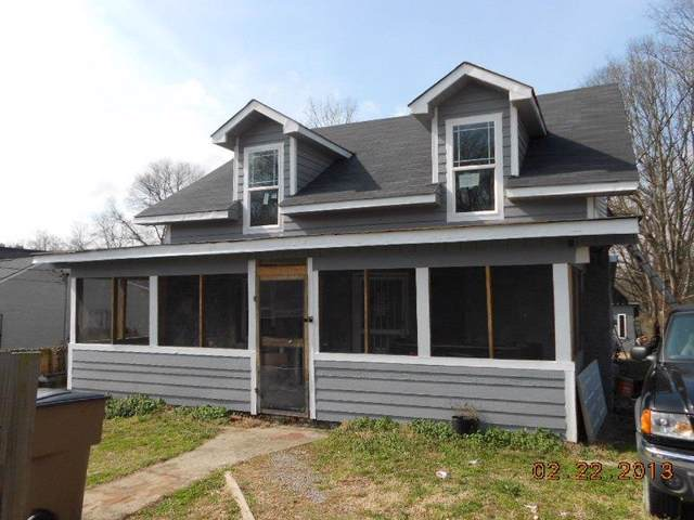 1613 23Rd Ave N NW, Nashville, TN 37209 (MLS #RTC2079741) :: The Milam Group at Fridrich & Clark Realty
