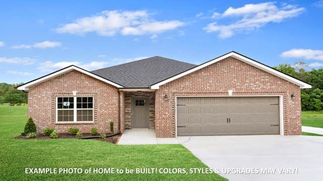 50 Dunbar, Clarksville, TN 37043 (MLS #RTC2079760) :: The Kelton Group