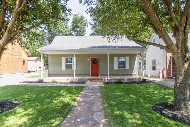 627 E Sevier St, Murfreesboro, TN 37130 (MLS #RTC2079811) :: Village Real Estate