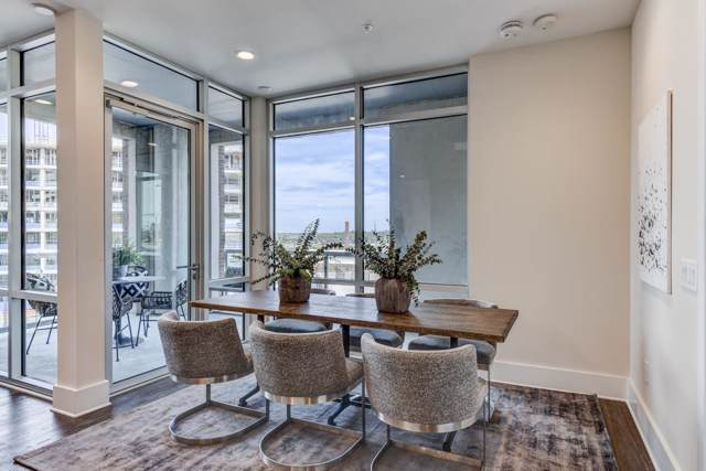 20 Rutledge St #106, Nashville, TN 37210 (MLS #RTC2079821) :: The Milam Group at Fridrich & Clark Realty