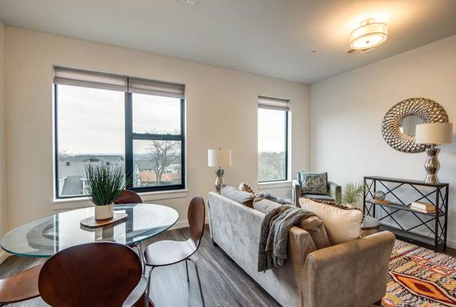1900 12th Ave S #309, Nashville, TN 37203 (MLS #RTC2079830) :: The Helton Real Estate Group